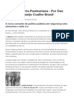 A Nova Era Pós-Pasteuriana - Por Dan Strongin – Queijo Coalho Brasil-1