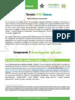 IX Versión SENA Innova_invitación