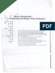 Mikhail Saakashvili - A Psychological Study of the Character