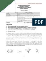 Guía 4. Aldehidos y cetonas