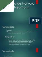 MDP UMG Arquitectura II Harvard Von Neumann.pdf