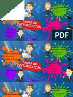 Infografia factorización