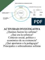 ANTECEDENTES HISTORICOS DE LA PEDAGOIA_PLATON
