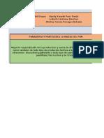 Actividad 5 Excel Informática Empresarial
