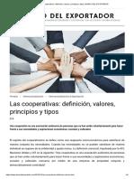 Las cooperativas_ definición, valores, principios y tipos _ DIARIO DEL EXPORTADOR_Lourdes Ortecho