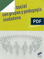 Trabajo social con grupos y pedagogía ciudadana.pdf