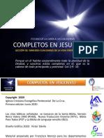 Completos en Jesucristo - Lec 02 - Col 1,3-8
