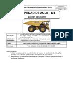 GA04 - Camión de Minería Mormontoy