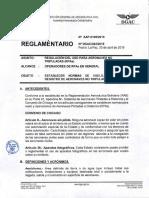 Drone Regulations Bolivia