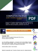 Completos en Jesucristo - Lec 08 - Col 1,20-23