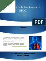 Evidencia de la fisioterapia en EPOC(1)