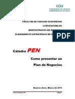 Presentación de un PN