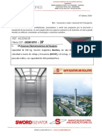 ascensor PROPUESTA BIOCON