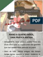 Aula 14 6ª SÉRIE PIANO A 4 MÃOS