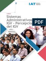2.1. MATERIAL BASE PERCEPCIONES DEL IGV