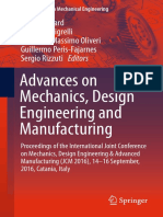Advances on Mechanics, Design Engineering and Manufacturing _ Proceedings of the International Joint Conference on Mechanics, Design Engineering & Advanced Manufacturing (JCM 2016), 14-16 September, 2016, Catan