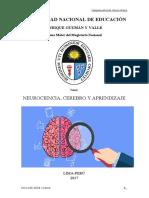 Neurociencia (Monografía) terminado.doc