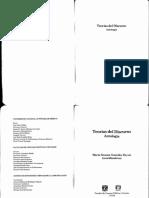 Teorías del discurso -Antologia.pdf