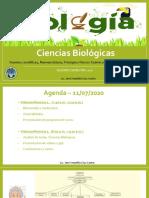 1. Biología, ciencias - Ppt. 1 - 11-07