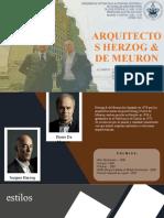 Arquitectos H&M.pptx