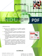 EXPOSICION DE ALCOHOL