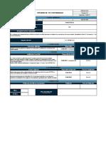 PSIG.03-F-01 Informe de No Conformidad  AUDITORIA EXTERNA FASE II 1