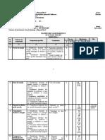 Planificare sem I clasa a VIII-a 2016-2017