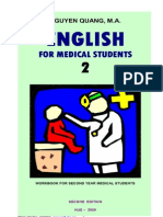 English for Medical Students Coursebook