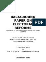 bgp. electoral reforms