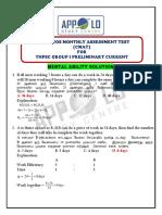 APPOLO GROUP 1 TEST 2 QA