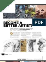 Become a better artist
