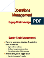 Supply chain ,management