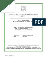 RPP IPA klas VIII 2  KTSP Tina