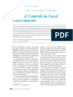 internal control in local gov