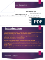ppt of business environment
