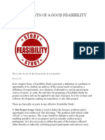 THE ELEMENTS OF A GOOD FEASIBILITY STUDY.docx