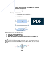 BEARING STRESS to THIN WALLED PRESSURE VESSELS