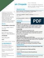 resume example-1