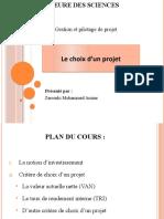 Gestion Projets Ecole 2