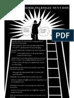 Ladder to Essay Success
