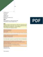 Intracoronary Adenosine Dosage