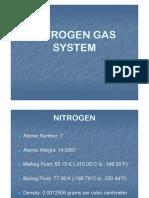 NITROGEN GASS SYSTEM