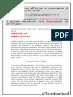 ANNABELLA, Addio piaceri (Peccato che fosse una sgualdrina, Ford).pdf
