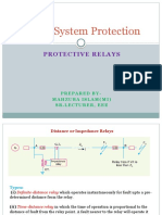Lecture of Protective Relay 3