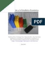 Introducción a la Estadística Económica