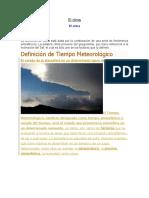 El clima ciencia naturales