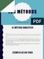 EL MÉTODO NOCIONES Y CLASIFICACIONES 2019(1)