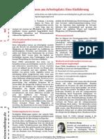 wissensblitz (8) Informelles Lernen