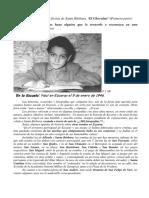 Ezcaray. Santa Bárbara. Primera Parte. El Chocolate. PDF