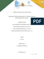 Diseños de proyectos de investigación fase 2